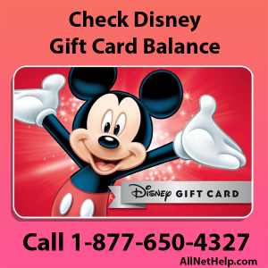 Read more about the article How to Check Disney Gift Card Balance Online USA UK 2021