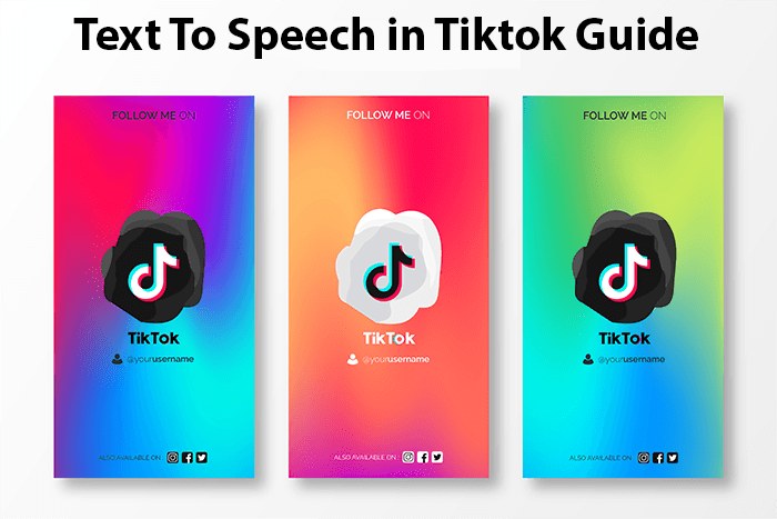 Read more about the article How to change your text to speech voice on tiktok USA 2021