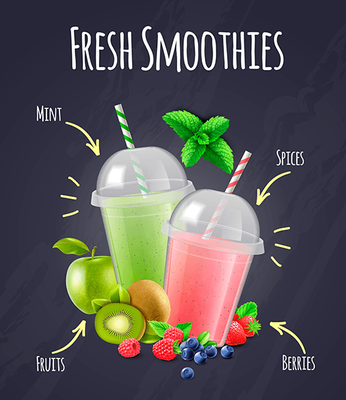 Fat-burning-smoothie-recipes-for-weight-loss